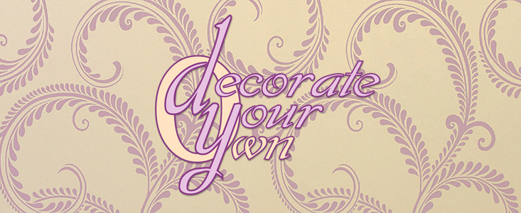 Decorate Your Own